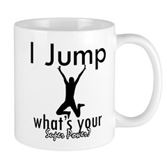 I Jump Mug