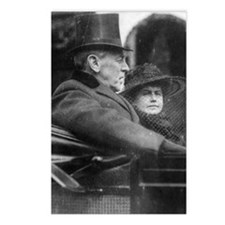 Woodrow Wilson and Wife