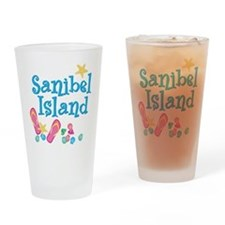 Sanibel Island - Drinking Glass