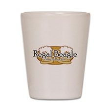 Regal Beagle Shot Glass