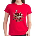 Cereal Killer Women's Dark T-Shirt