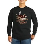 Cereal Killer Long Sleeve Dark T-Shirt