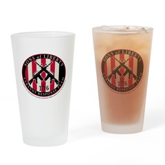 Tyranny Response Team Drinking Glass