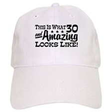 Funny 30th Birthday Baseball Cap