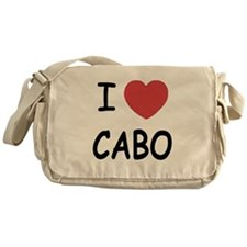 I heart Cabo Messenger Bag