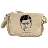 JFK Government Lies Messenger Bag