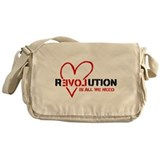 Is All We Need Messenger Bag