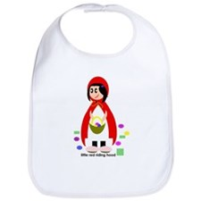 Little Red Riding Hood Bib