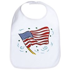 Grand Old Flag Bib