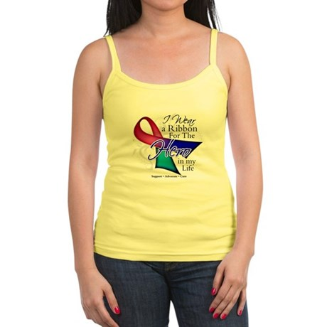Thyroid Cancer Hero Jr. Spaghetti Tank