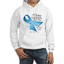 Prostate Cancer Hero in My Life Hoodie