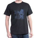Mech tech engineering T-Shirt