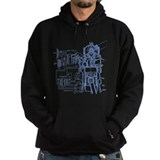 Mech tech engineering Hoody