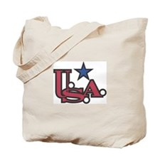 USA Star Tote Bag