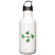 Contra Corners Water Bottle