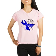 Colon Cancer Hero in My Life Performance Dry T-Shi