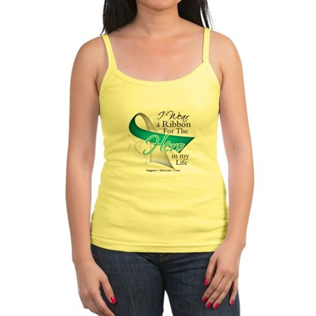 Cervical Cancer Hero Jr. Spaghetti Tank