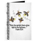 Fireflies & Bible Scripture Journal