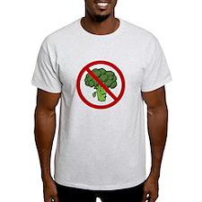 No Broccoli T-Shirt
