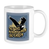 Soar on Wings like Eagles Mug