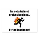 Trained Professional Postcards (Package of 8)