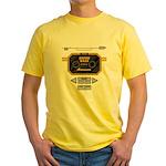 Super Bass Yellow T-Shirt
