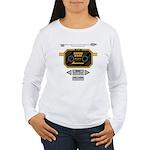 Super Bass Women's Long Sleeve T-Shirt