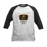 Super Bass Kids Baseball Jersey