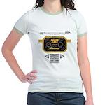 Super Bass Jr. Ringer T-Shirt