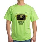 Super Bass Green T-Shirt