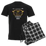 Super Bass Men's Dark Pajamas