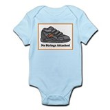 No Strings Attached Infant Bodysuit