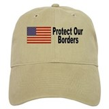 Protect Our Borders Baseball Cap