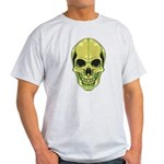 Green Skull Light T-Shirt