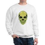 Green Skull Sweatshirt