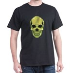 Green Skull Dark T-Shirt