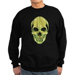 Green Skull Dark Sweatshirt (dark)