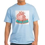 Makin Bacon Pigs T-Shirt