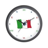 You're on Jewtalian Time Wall Clock
