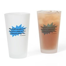 Day Lost Without Dancing Drinking Glass