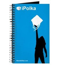iPolka Parody Journal (Blue Version)