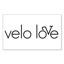 Velo Love Decal