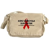 Cute Hiv Messenger Bag