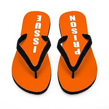 Prison Issue Flip Flops