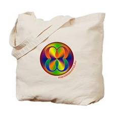 Mandala's World Icon Tote Bag
