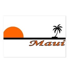 Cute Maui Postcards (Package of 8)