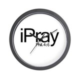 iPray Wall Clock