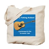 Artists Taking Action Tote Bag