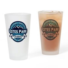 Estes Park Ice Drinking Glass