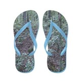 Perfect Camo Flip Flops